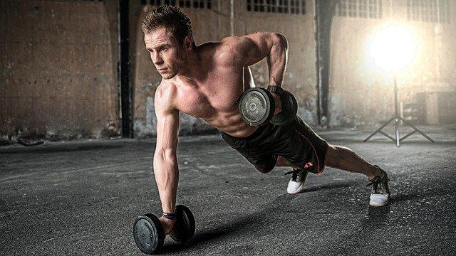 jak zwiększyć masę mięśniową